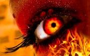 Fire Eye by asdfgfunky on deviantart.com